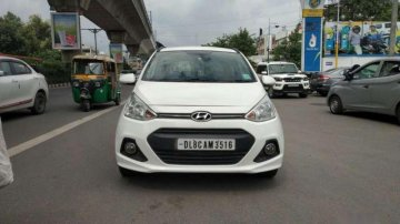 Hyundai Grand I10 i10 Sportz 1.2 Kappa VTVT, 2015, Petrol MT for sale