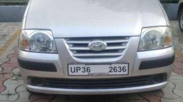 Hyundai Santro Xing GLS LPG 2012 MT for sale