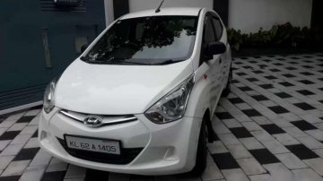 Used Hyundai Eon MT car at low price