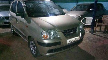 Used Hyundai Santro Xing GLS AT car at low price