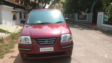 Hyundai Santro, 2007, Petrol MT for sale