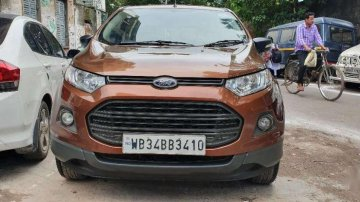 Ford Ecosport Trend Plus, 2017, Diesel MT for sale
