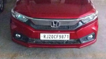 Honda Amaze MT 2018 for sale