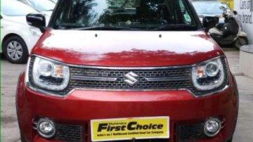 Used Maruti Suzuki Ignis MT for sale