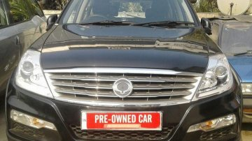 2013 Mahindra Ssangyong Rexton RX5 MT for sale