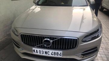 Volvo S90 D4 Momentum 2018 AT for sale