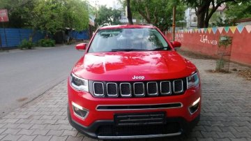 Used Jeep Compass 2.0 Limited Option 2017 AT for sale