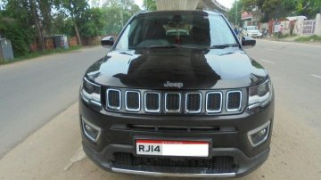 Jeep Compass 2.0 Limited Option 2017 MT for sale