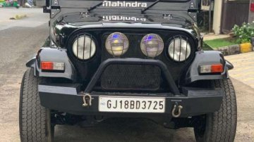 2015 Mahindra Thar CRDe MT for sale