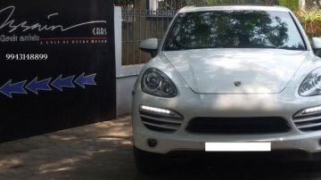 Used Porsche Cayenne 2009-2014 AT for sale at low price