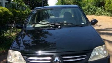 Used Mahindra Renault Logan MT car at low price