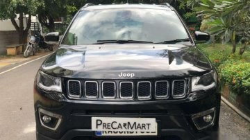 Jeep Compass 2017 2.0 Limited Option MT for sale