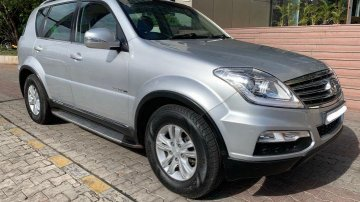 Mahindra Ssangyong Rexton RX7 AT 2012 for sale