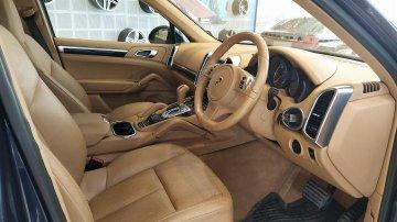 2013 Porsche Cayenne Diesel AT for sale at low price