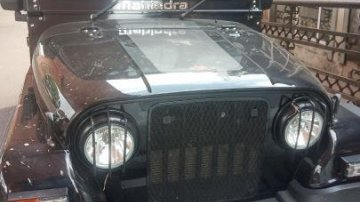 Used Mahindra Thar CRDe AC 2019 MT for sale