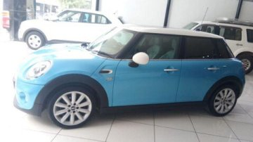 Mini Cooper 5 DOOR AT 2017 for sale