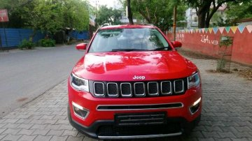 Used Jeep Compass 2.0 Limited Option 2019 MT for sale