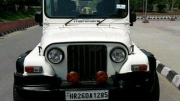 Mahindra Thar 2010-2015 CRDe AC MT for sale