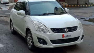 Maruti Suzuki Swift Dzire ZXI, 2014, CNG & Hybrids MT for sale