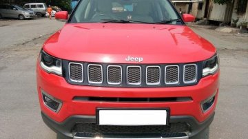 2017 Jeep Compass MT for sale