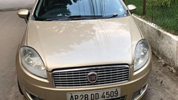 Used 2009 Fiat Linea Emotion MT for sale