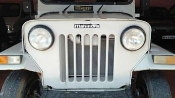 Used 2006 Mahindra Thar  MT for sale