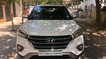 Hyundai Creta 1.6 CRDI SX OPTION, 2018, Diesel MT for sale