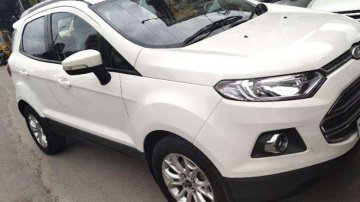 2017 Ford EcoSport MT for sale at low price