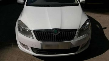 2013 Skoda Rapid MT for sale at low price