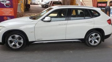Used BMW X1 AT car at low price