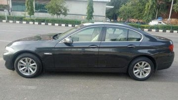 Used BMW 5 Series AT 2013-2017 car at low price