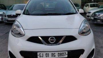 Used Nissan Micra XV CVT AT car at low price