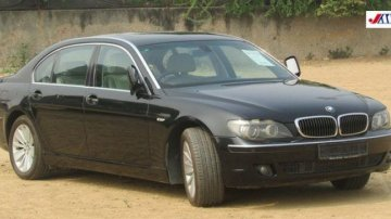 BMW 7 Series 2007-2012 730Ld Sedan AT for sale