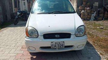 2002 Hyundai Santro Xing MT for sale at low price