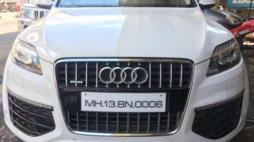 Used Audi A7 AT for sale at low price
