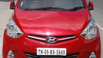 Used Hyundai Eon SPortz MT car at low price