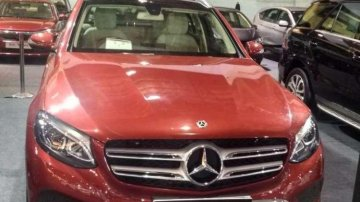 Used 2019 Mercedes Benz GLC AT for sale