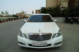 Used Mercedes Benz E-Class AT 2009-2013 car at low price