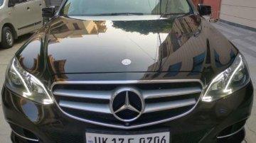 Used Mercedes Benz E-Class 2009-2013 E350 CDI Avantgarde 2017 AT for sale