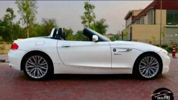Used BMW Z4 AT 2009-2013 car at low price