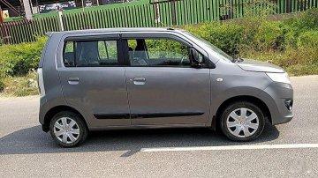 Used 2015 Maruti Suzuki Wagon R Stingray MT for sale