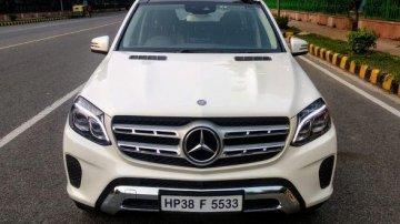 2017 Mercedes Benz GLS AT for sale