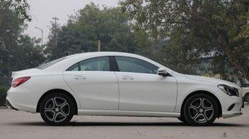Mercedes Benz 200 AT 2017 for sale