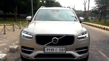 2016 Volvo XC90 AT for sale at low price