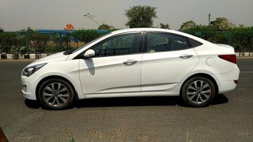 Used 2015 Hyundai Verna MT for sale