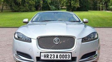 Used Jaguar XF AT car at low price