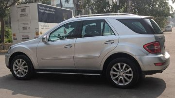 Mercedes Benz M Class AT 2011 for sale