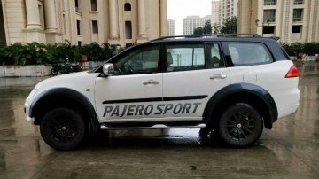 2015 Mitsubishi Pajero Sport MT for sale at low price