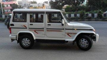 Used Mahindra Bolero ZLX 2017 MT for sale