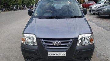 Used Hyundai Santro Xing GLS CNG MT car at low price